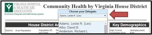 Select Legislator