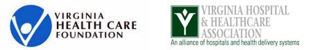 VHCF and VHHA logo